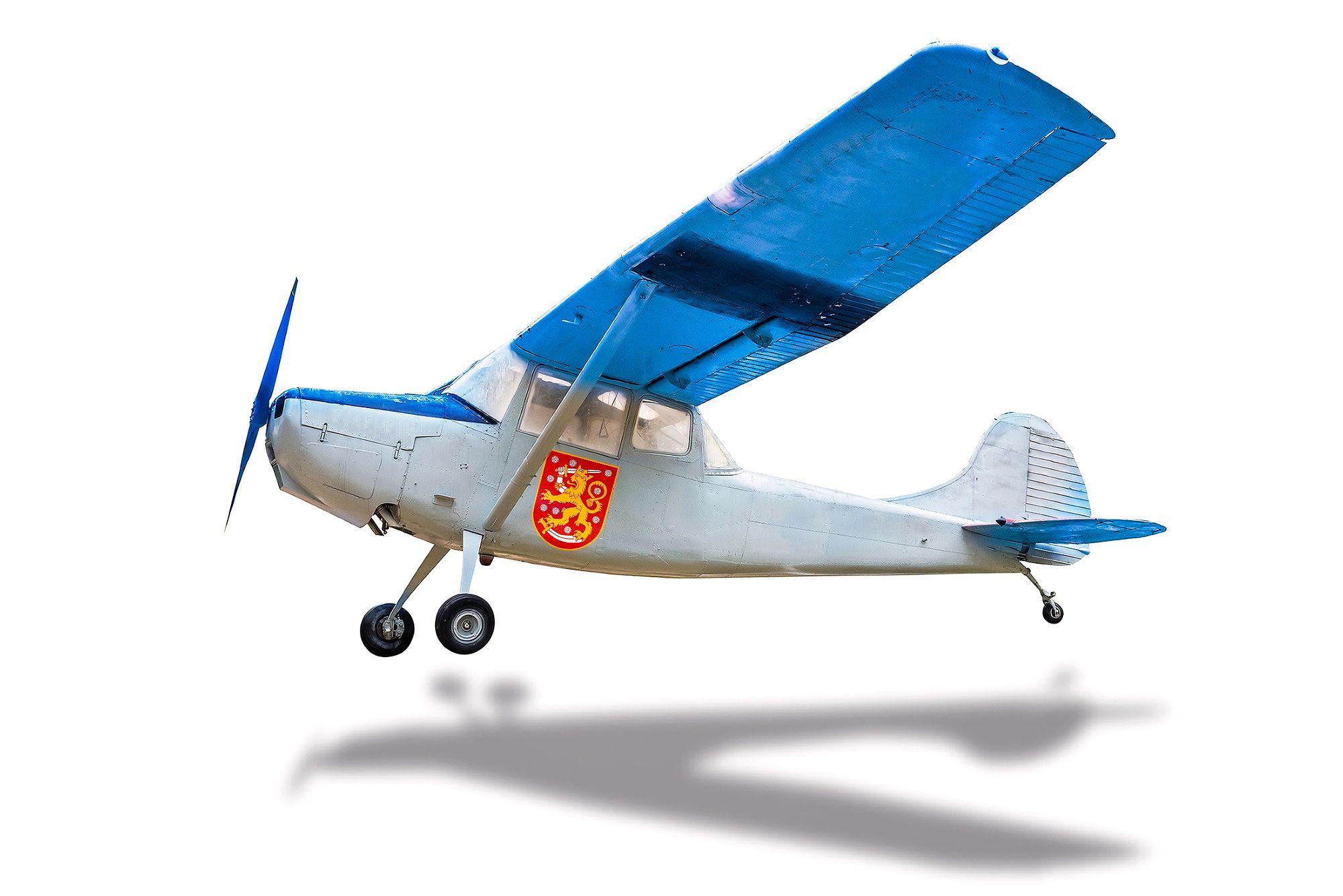 Valtio omistaa virkamiesten lentopisteet. © Tommi Tuomi