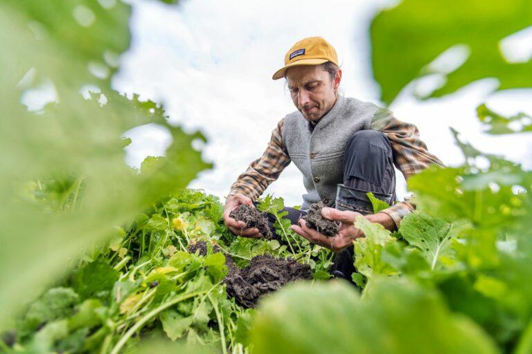 Maanviljelijä Juuso Joona