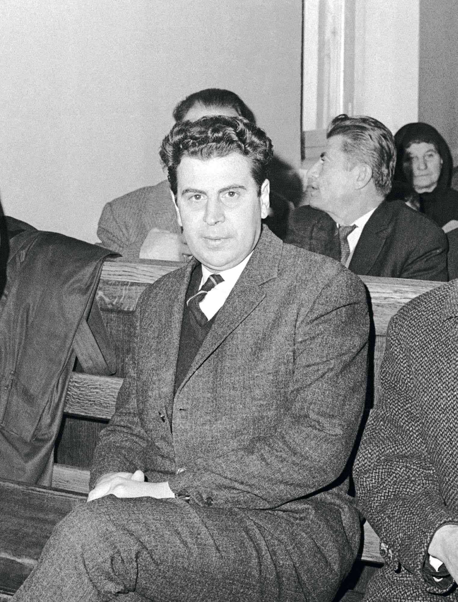MikisTheodorakis vuonna 1968 © AP / Lehtikuva