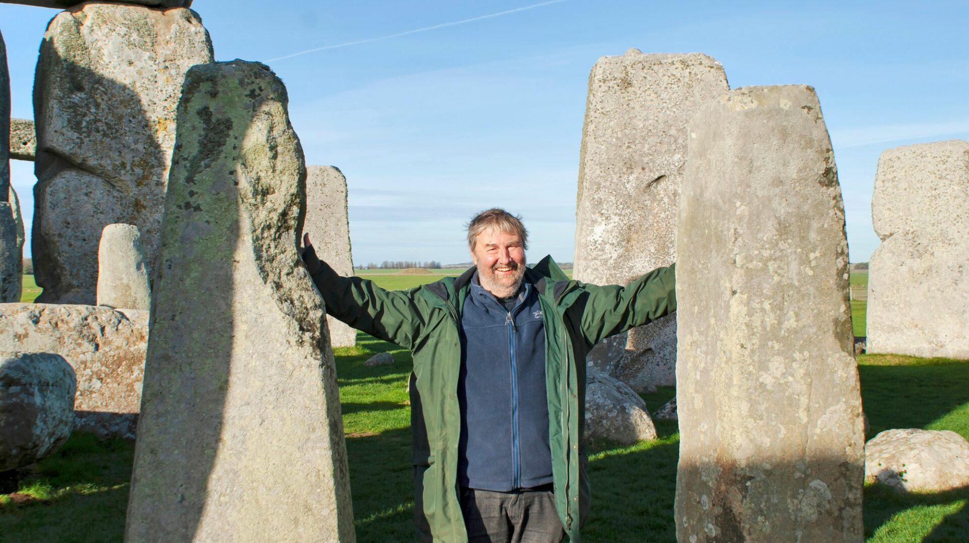 Stonehengen kivimonumentti on osin yhä mysteeri.