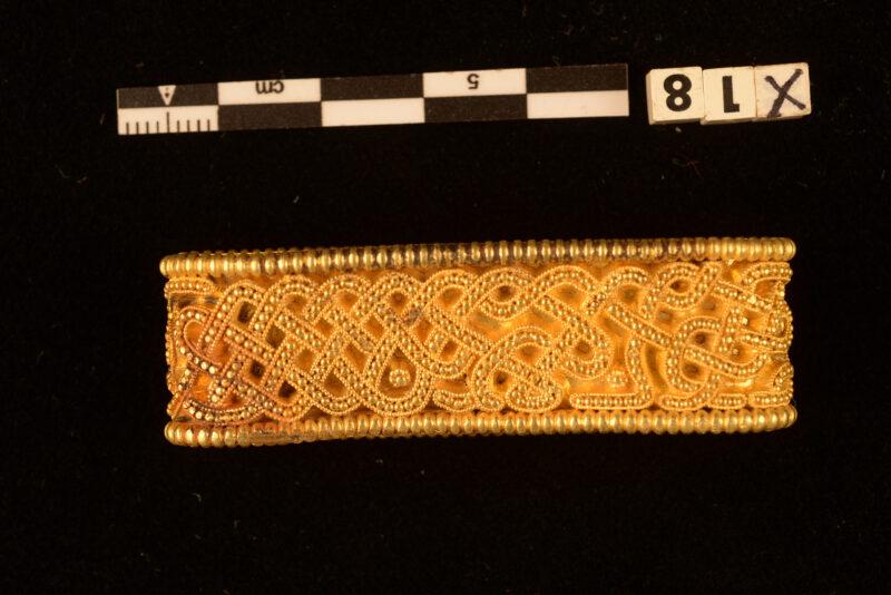 Löytö paljastaa, etteivät viikingit olleet ensimmäisiä kultaa hamunneita tanskalaisia.