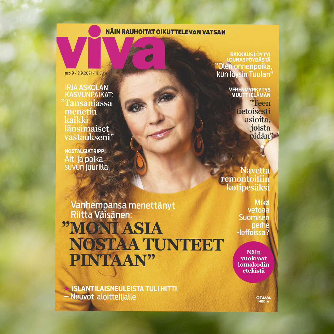 Syyskuun Viva-lehti