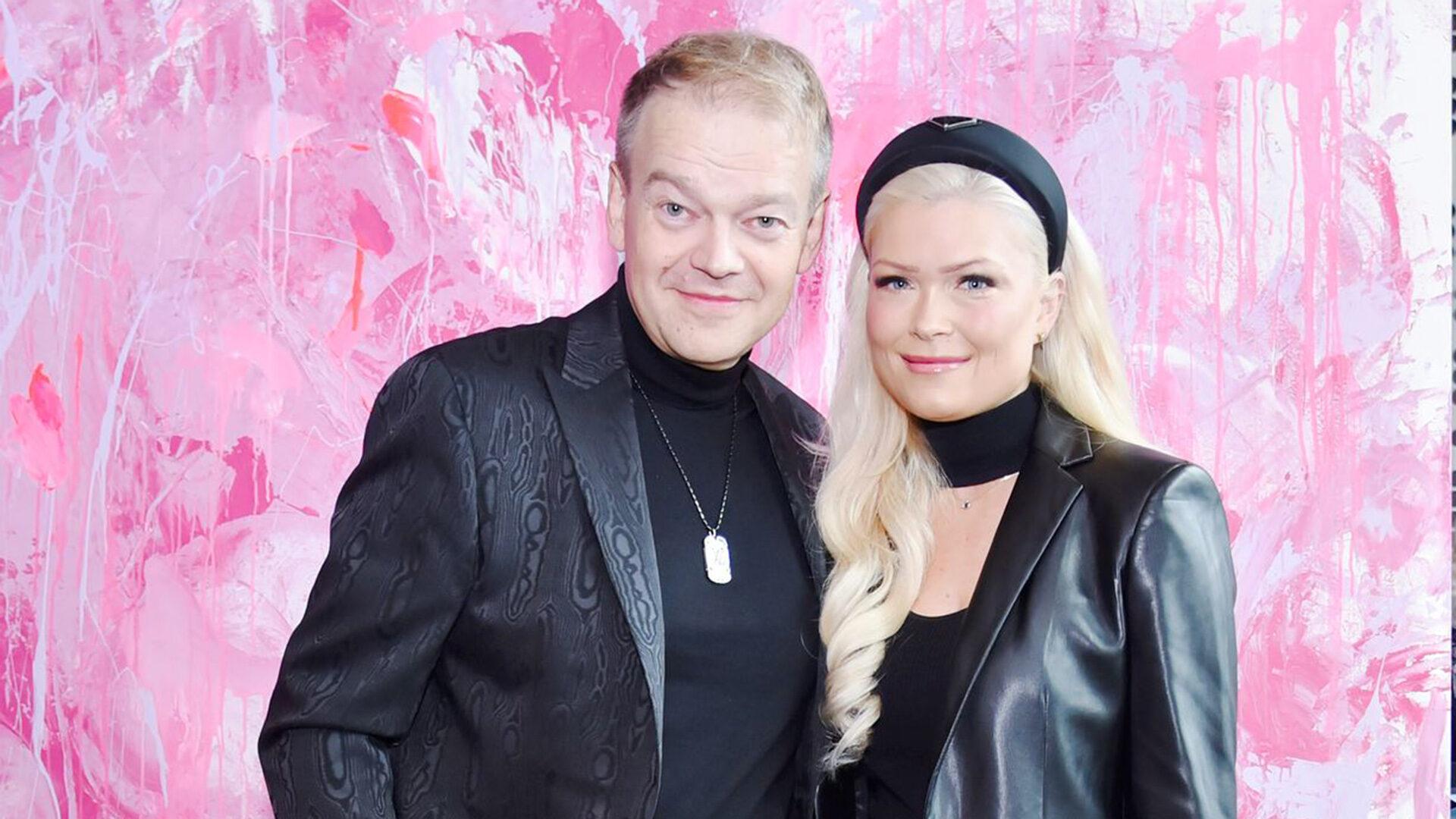 Kurre Westerlund ja Jenna Välikangas