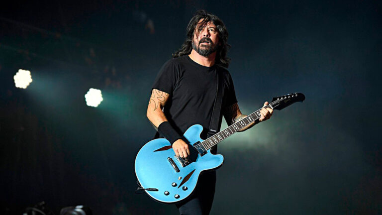 Foo Figtersin Dave Grohl