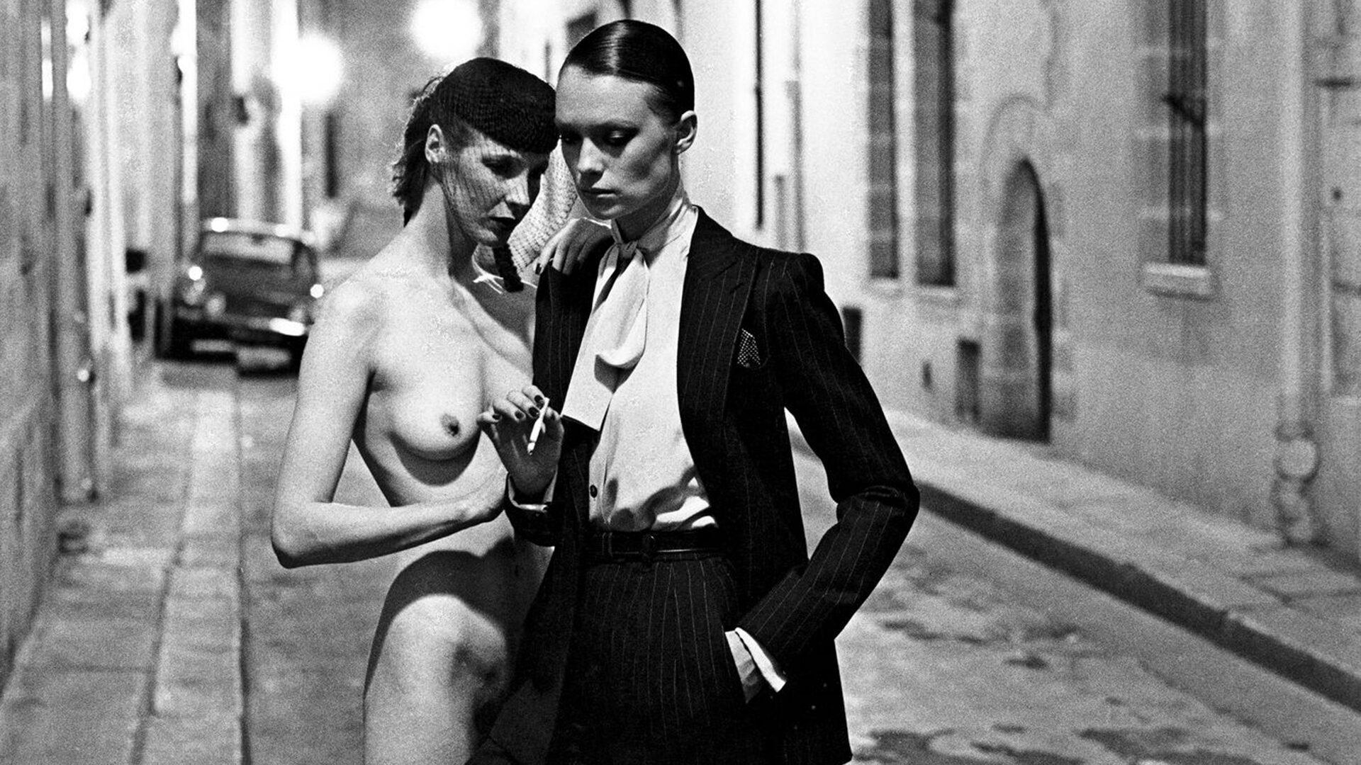 Helmut Newton: Naisten kuvaaja