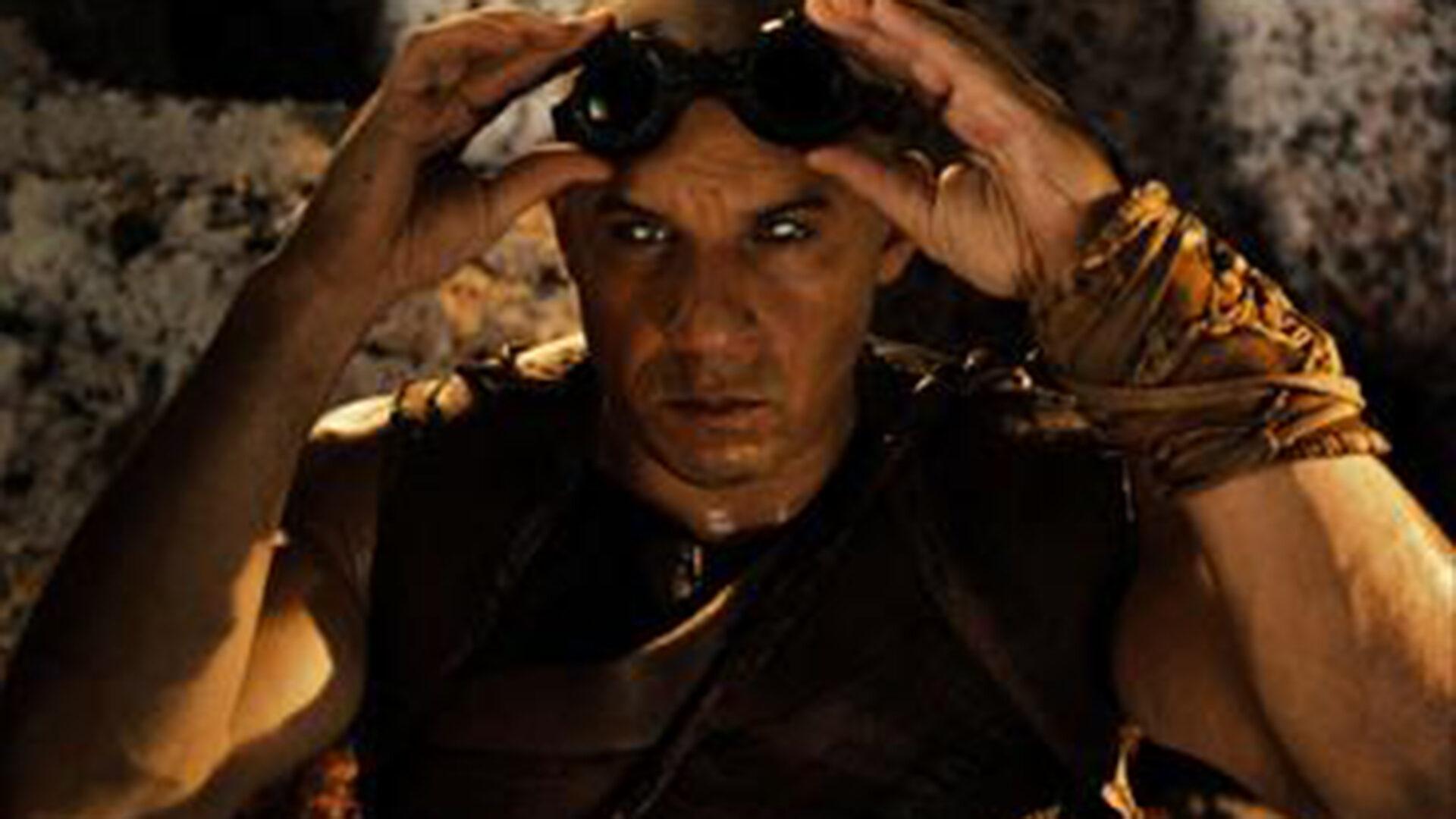Riddick – paluu