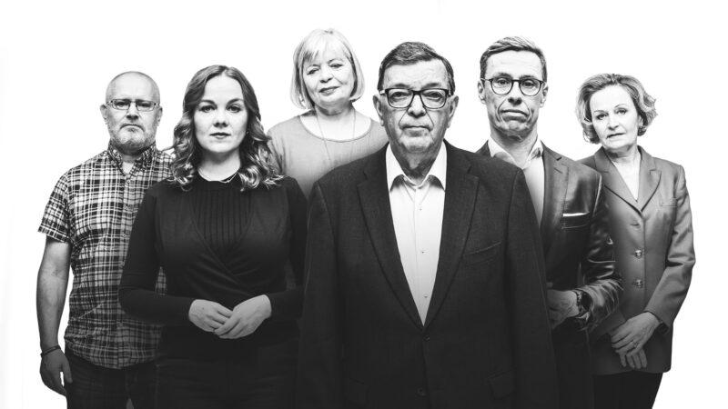 politiikka-Suomi