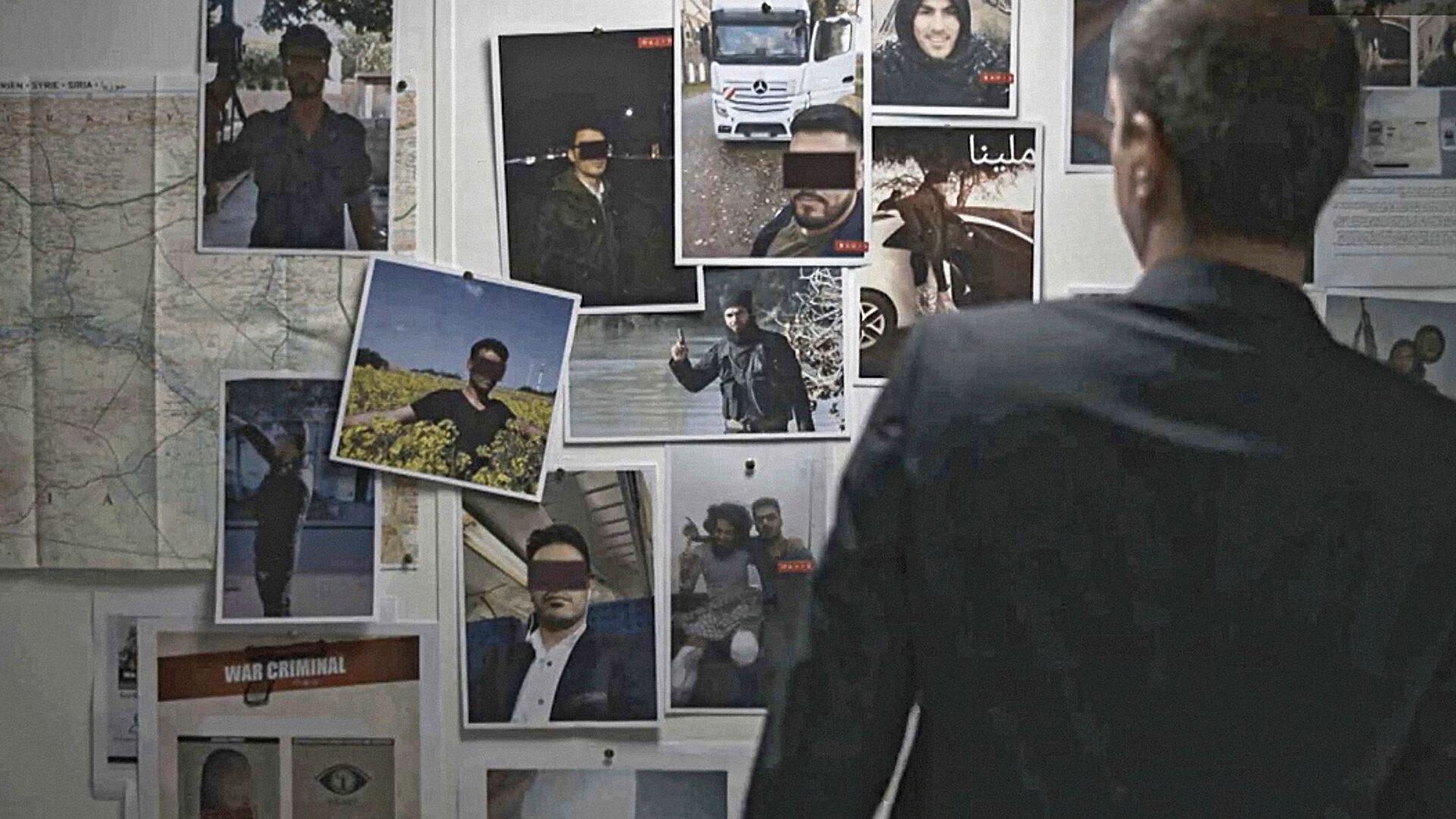 Isisin jäljillä