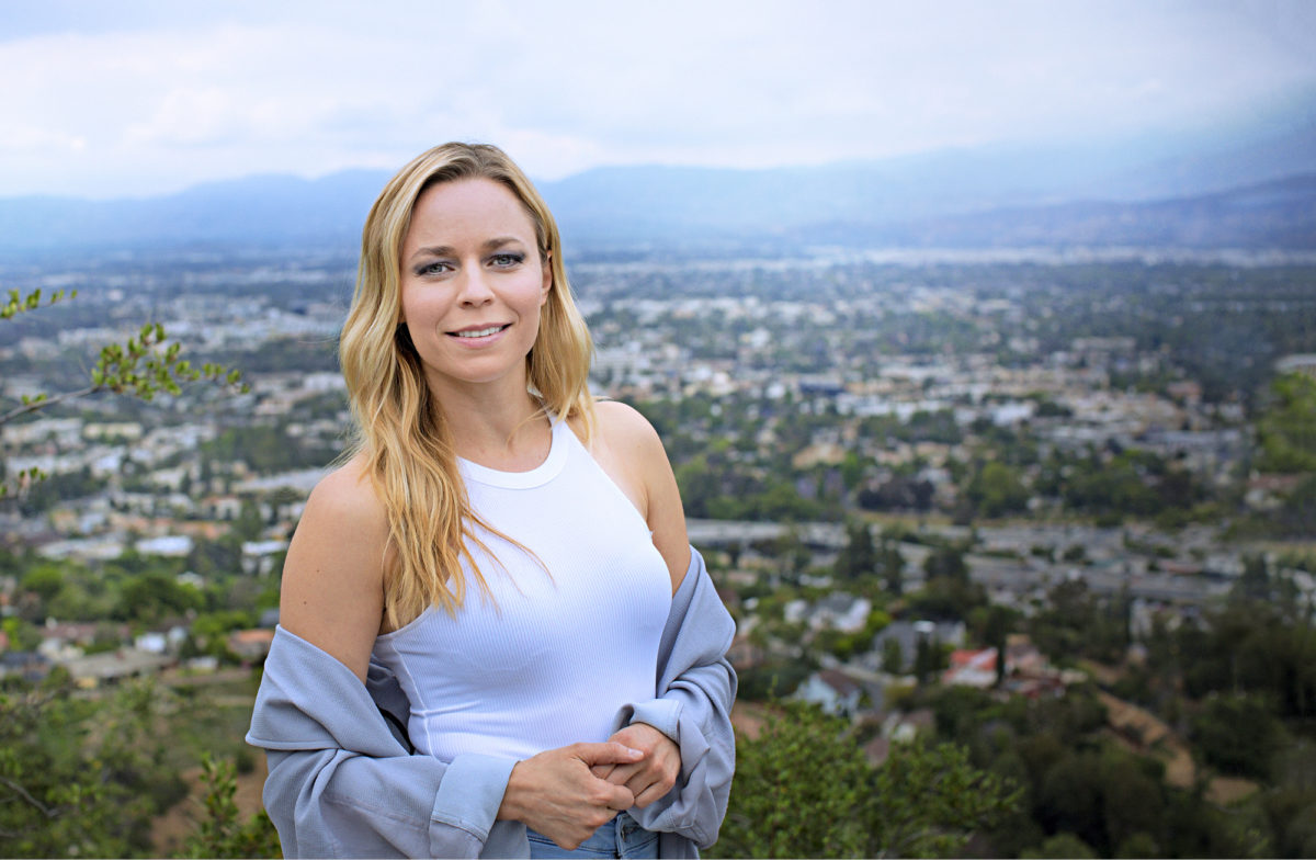 Paula Vesalan mukaan Los Angeles on ihana kaupunki, jossa riittää tutkittavaa loputtomiin.