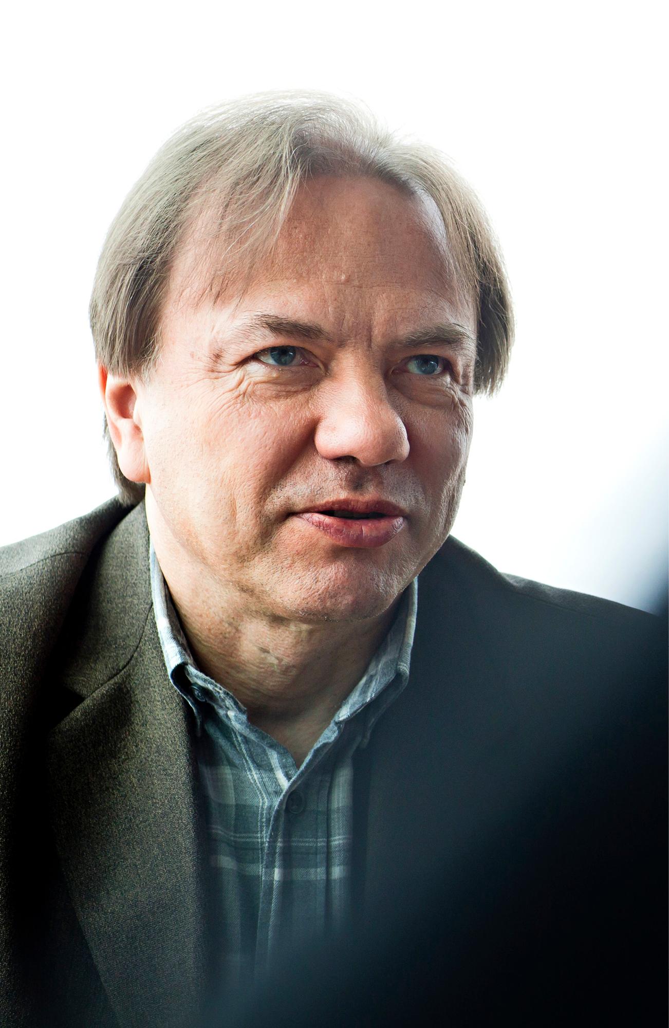 Verotarkastaja Hannu Kuortti