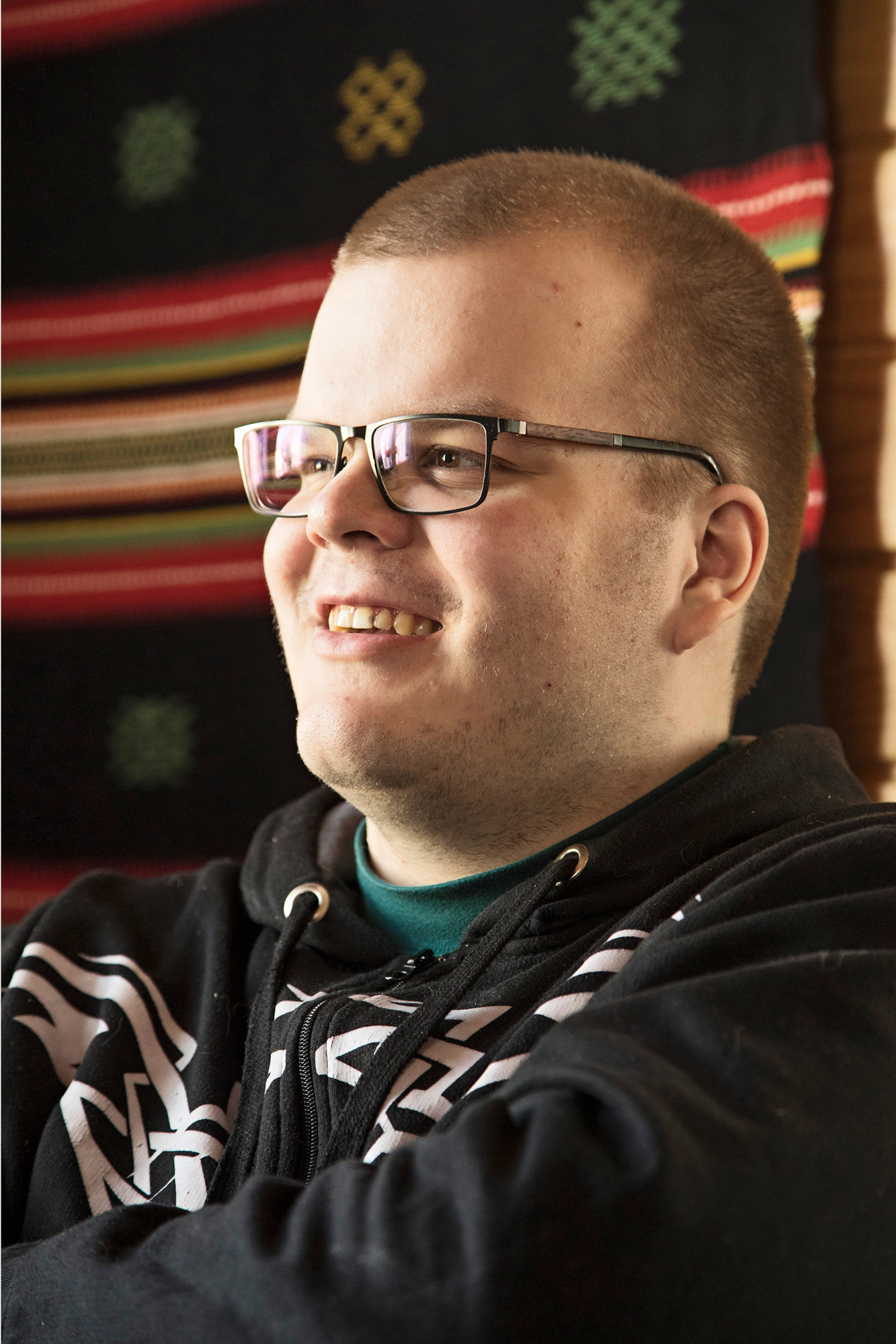 Jaakko Torkkeli täyttää toukokuussa 22 vuotta.