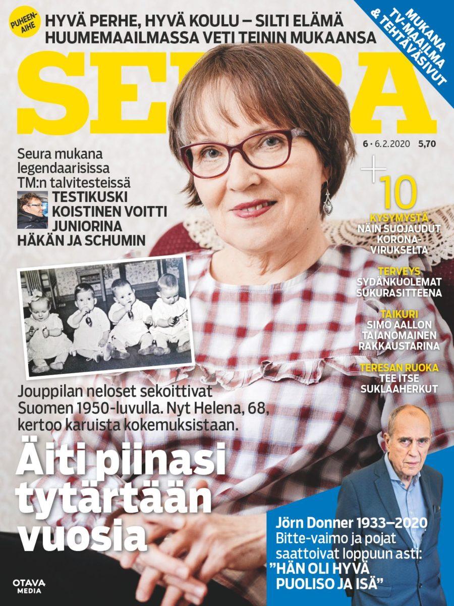 Lehden kansikuva